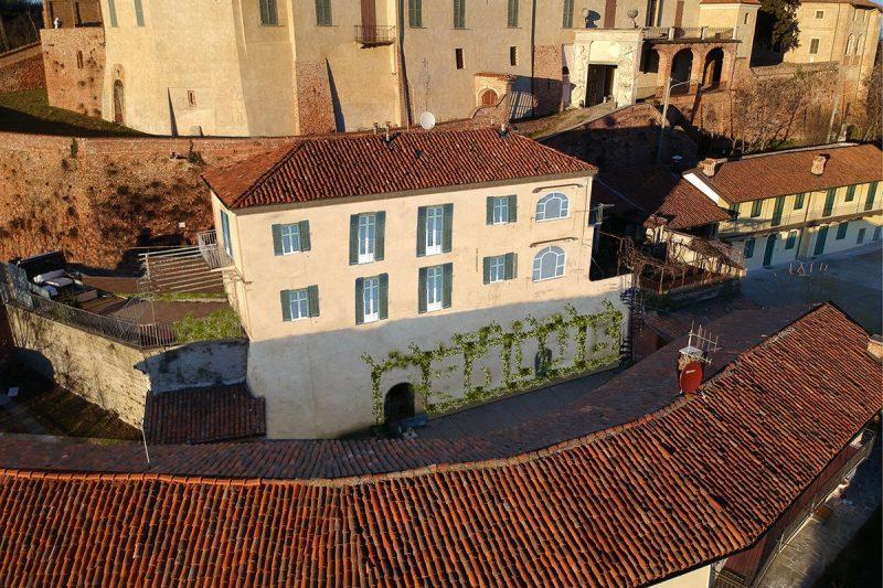 Studio Annamaria Cane | Casa storica in Pocapaglia, Centro Storico | Ricerche Immobiliari
