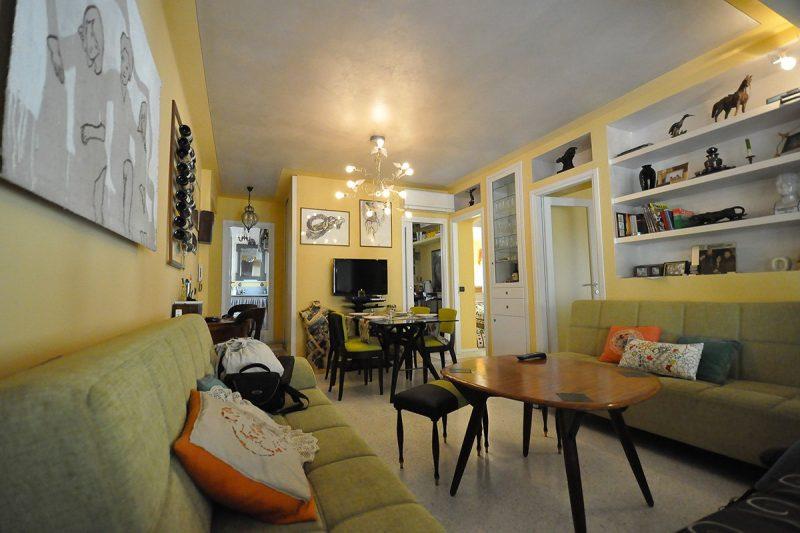 Studio Annamaria Cane | Appartamento in Torino, via Po | Interior Design