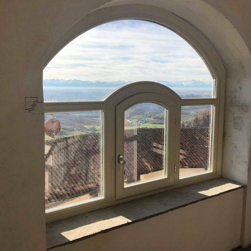 Studio Anna Cane | Durante i lavori | Palazzotto storico a Pocapaglia - 15