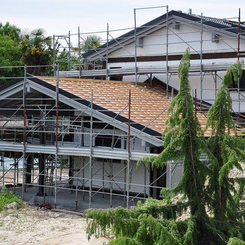 Studio Annamaria Cane | Villa Unifamiliare in Bra | Piano Casa - Durante i lavori - 5