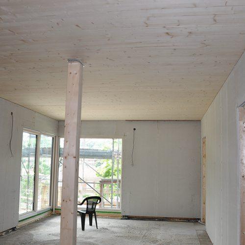 Studio Annamaria Cane | Villa Unifamiliare in Bra | Piano Casa - Durante i lavori - 6