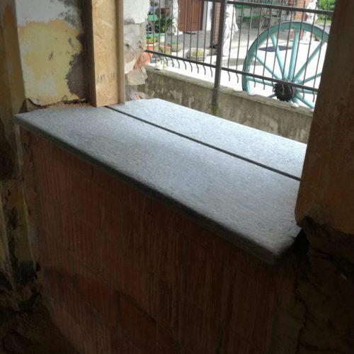Studio Anna Cane | Durante i lavori | Casa in Val Gaia a Rodello - 6