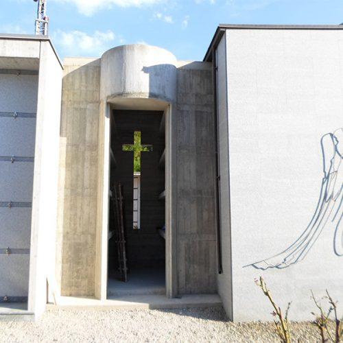 Studio Anna Cane | Durante i lavori | Monumento funerario a Ricca - 7