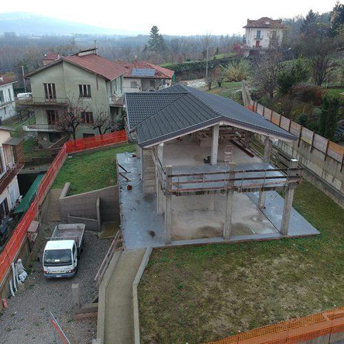 Studio Anna Cane | Durante i lavori | PEC Altavilla, Villa Lotto 2 - 12