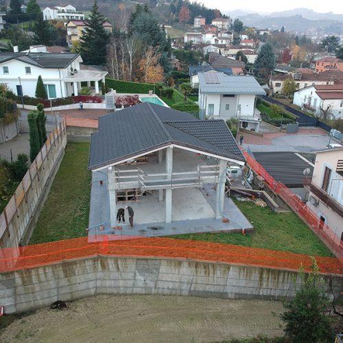 Studio Anna Cane | Durante i lavori | PEC Altavilla, Villa Lotto 2 - 14