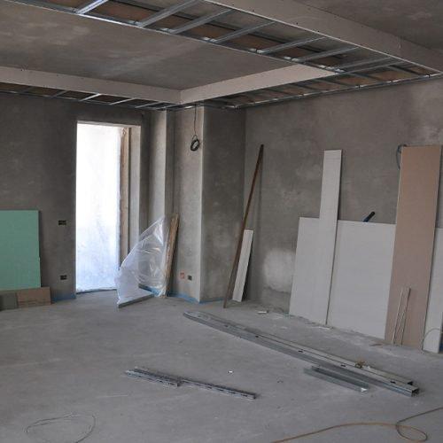 Studio Anna Cane   Durante i lavori   PEC Altavilla, Villa Lotto 5 - 16