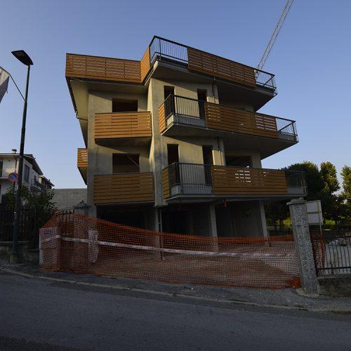 Studio Anna Cane | Durante i lavori | Stabile in strada Vedetta ad Alba - 11