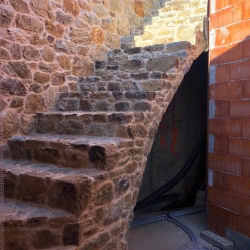 Studio Annamaria Cane | Villa Semi Ipogea in Noli | Nuove Costruzioni - Durante i lavori - 18