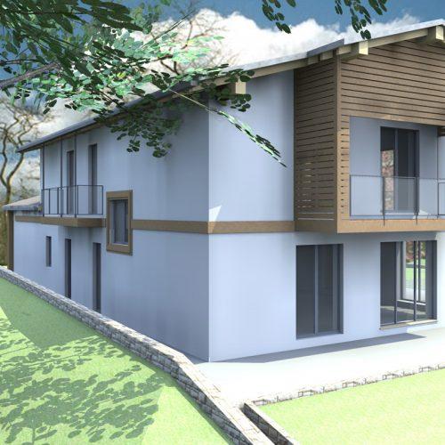 Studio Annamaria Cane | Villa Unifamiliare in Bra | Piano Casa - Il progetto - 2