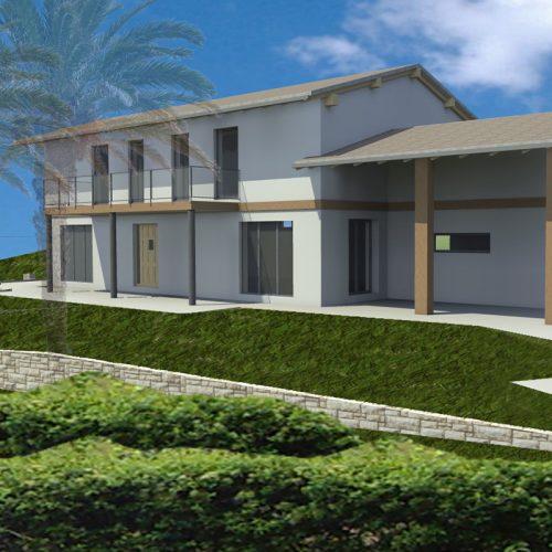 Studio Annamaria Cane | Villa Unifamiliare in Bra | Piano Casa - Il progetto - 3