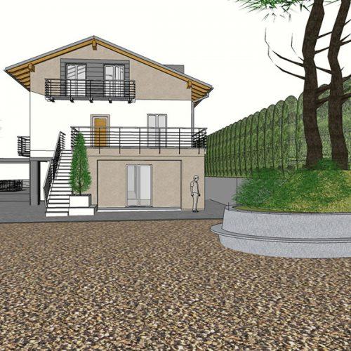 Studio Anna Cane | Il progetto | Cascinale a Santa Vittoria - 4