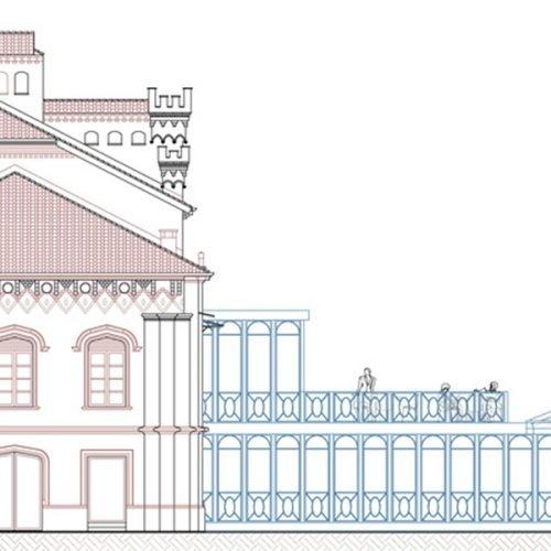 Studio Anna Cane | Il progetto | Castello di Marene - 3