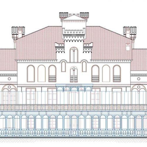Studio Anna Cane | Il progetto | Castello di Marene - 4