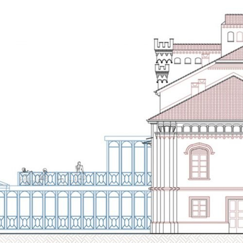 Studio Anna Cane | Il progetto | Castello di Marene - 5