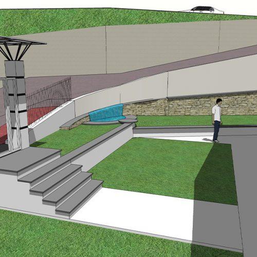 Studio Anna Cane | Il progetto | PEC Altavilla, Villa Lotto 3 - 3