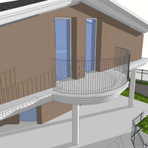 Studio Anna Cane   Il progetto   PEC Altavilla, Villa Lotto 5 -3
