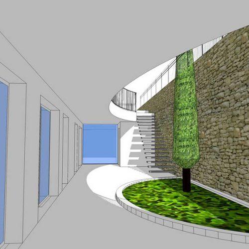Studio Anna Cane   Il progetto   PEC Altavilla, Villa Lotto 5 -7