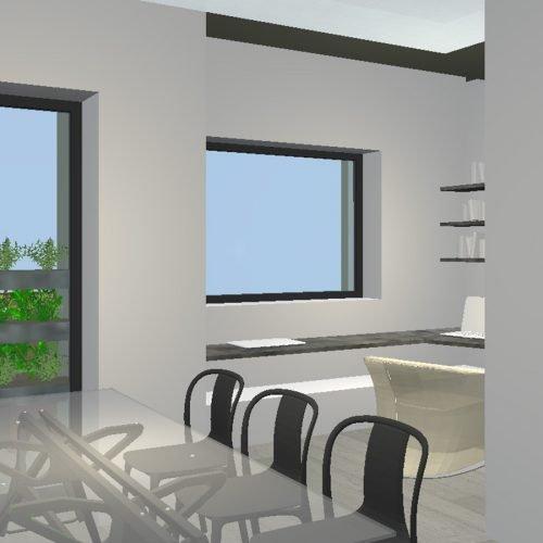 Studio Anna Cane | Il progetto | Stabile in strada Vedetta ad Alba - 10