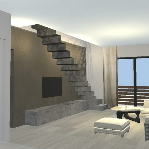 Studio Anna Cane | Il progetto | Stabile in strada Vedetta ad Alba - 12