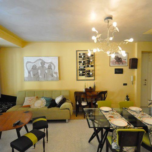 Studio Anna Cane | Lavori ultimati | Appartamento a Torino, via Po - 2