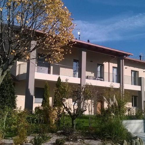 Studio Anna Cane | Lavori ultimati | Casa in zona residenziale a Roddino - 2