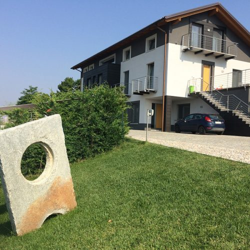 Studio Anna Cane | Lavori ultimati | Cascinale a Santa Vittoria - 1