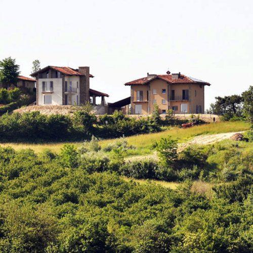 Studio Annamaria Cane | Villa in pietra di Langa in Montemarino | Nuove Costruzioni - Lavori ultimati - 1