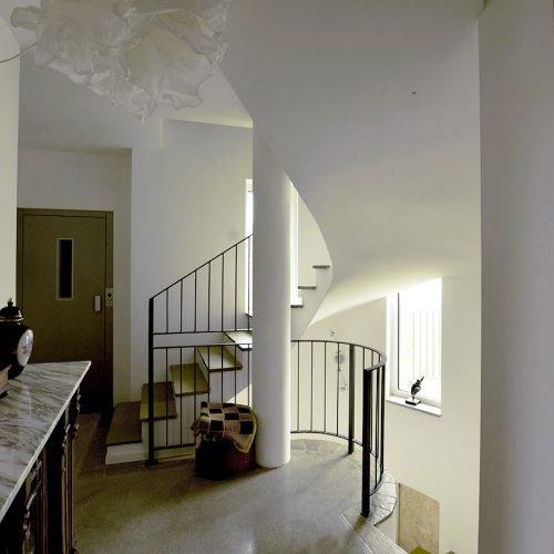 Studio Annamaria Cane | Villa in pietra di Langa in Montemarino | Nuove Costruzioni - Lavori ultimati - 14