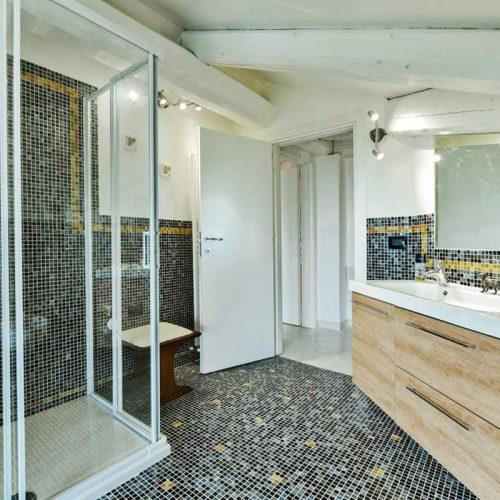 Studio Annamaria Cane | Villa in pietra di Langa in Montemarino | Nuove Costruzioni - Lavori ultimati - 17