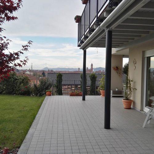 Studio Anna Cane   Lavori ultimati   PEC Altavilla, Villa Lotto 1 - 4