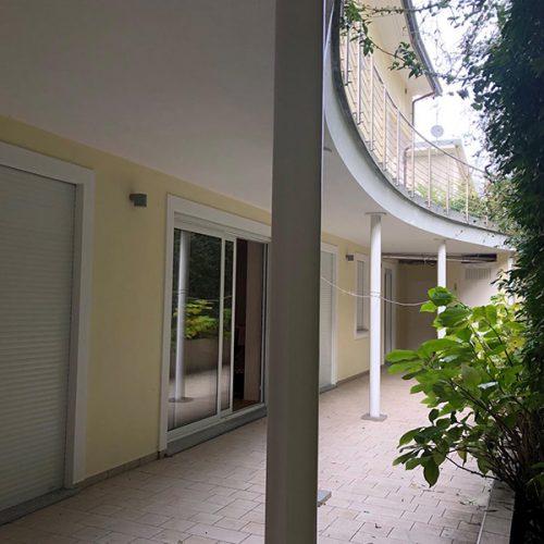 Studio Anna Cane   Lavori ultimati   PEC Altavilla, Villa Lotto 5 - 10