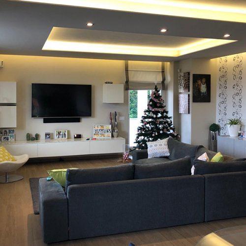 Studio Anna Cane   Lavori ultimati   PEC Altavilla, Villa Lotto 5 - 4