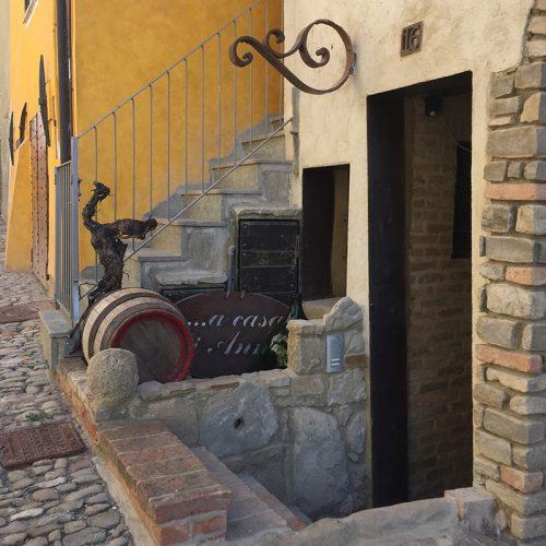Studio Anna Cane   Lavori ultimati   Porzione di casa storica a Monforte - 1
