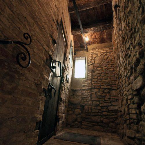 Studio Anna Cane   Lavori ultimati   Porzione di casa storica a Monforte - 11