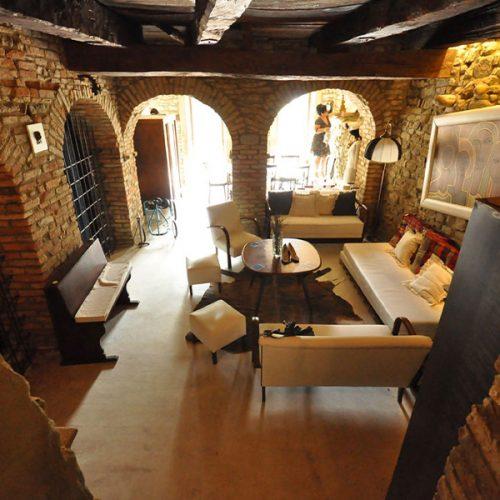 Studio Anna Cane   Lavori ultimati   Porzione di casa storica a Monforte - 13