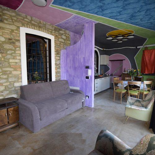 Studio Anna Cane   Lavori ultimati   Porzione di casa storica a Monforte - 2