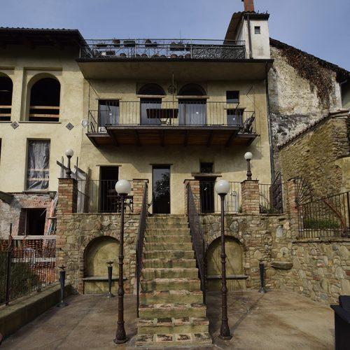 Studio Anna Cane   Lavori ultimati   Porzione di casa storica a Monforte - 24