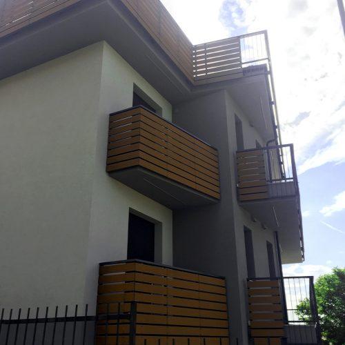 Studio Anna Cane | Lavori ultimati | Stabile in strada Vedetta ad Alba - 2