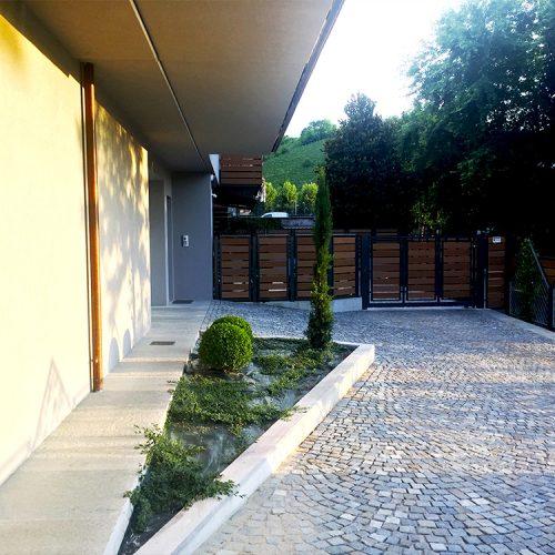 Studio Anna Cane | Lavori ultimati | Stabile in strada Vedetta ad Alba - 3