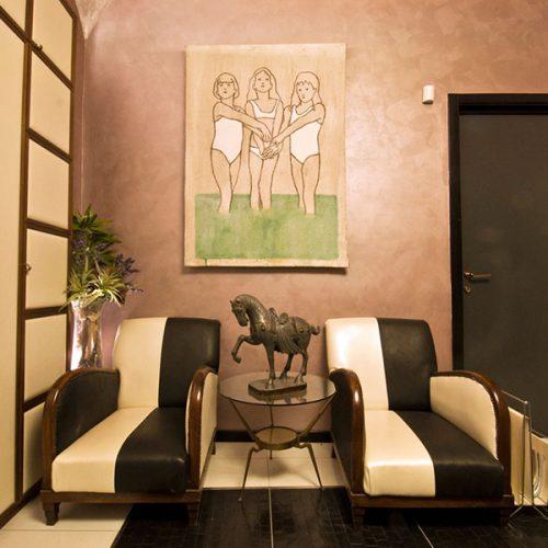 Studio Anna Cane | Lavori ultimati | Ufficio in centro ad Alba - 3
