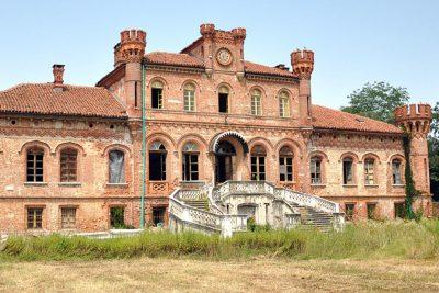 Studio Annamaria Cane | Castello in Marene | Restauro e Ristrutturazione