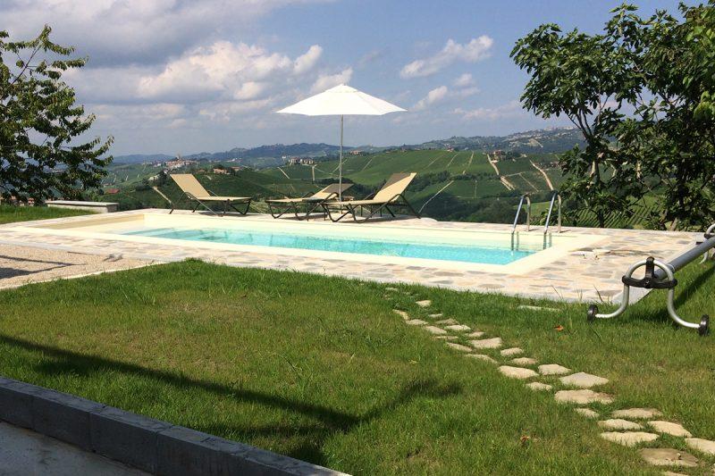 Studio Annamaria Cane | Piscina in Monforte | Piscine e Giardini