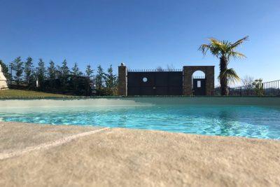 Studio Annamaria Cane | Piscina in Montemarino | Piscine e Giardini