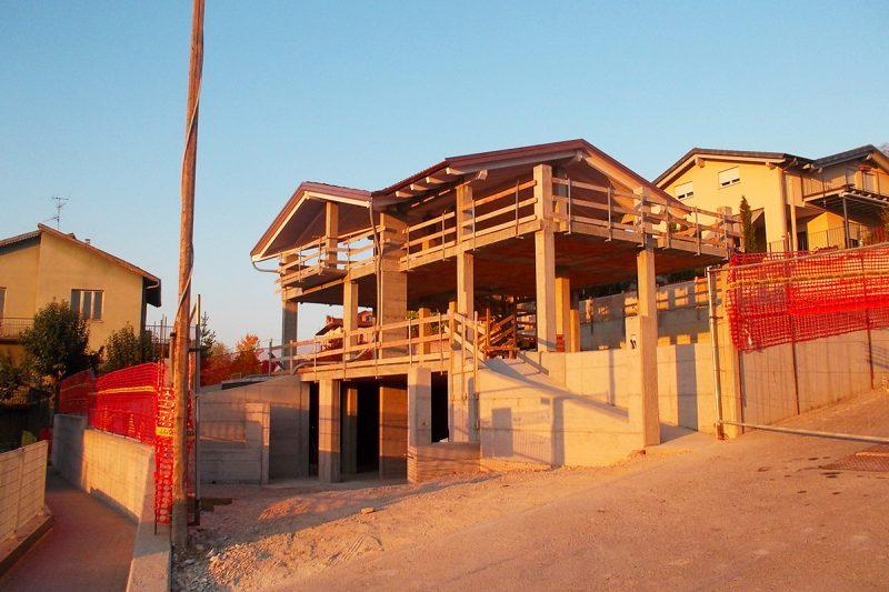 Studio Annamaria Cane | Villa Lotto 2 in Altavilla | Nuove Costruzioni