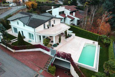 Studio Annamaria Cane | Villa Lotto 3 in Altavilla | Nuove Costruzioni