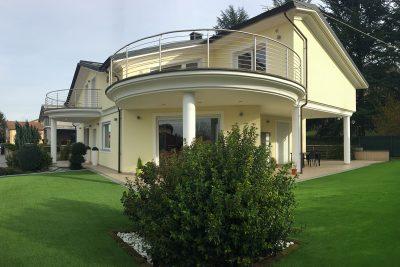 Studio Annamaria Cane | Villa Lotto 5 in Altavilla | Nuove Costruzioni