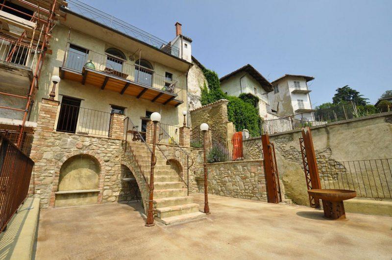 Studio Annamaria Cane   Porzione di Casa Storica in Monforte   Restauro e Ristrutturazione