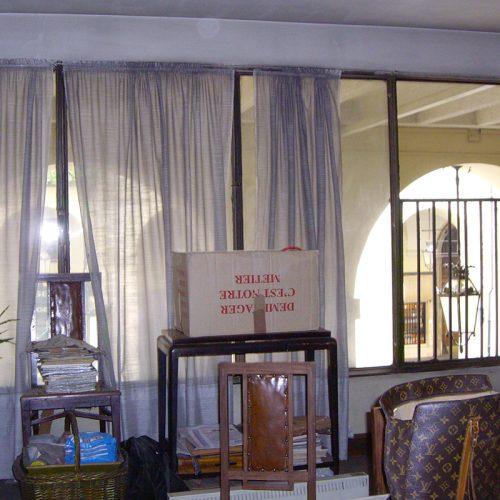 Studio Anna Cane | Prima dei lavori | Appartamento a Torino, via Po - 3