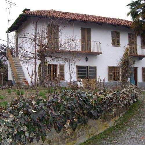 Studio Annamaria Cane | Villa Unifamiliare in Bra | Piano Casa - Prima dei lavori - 1