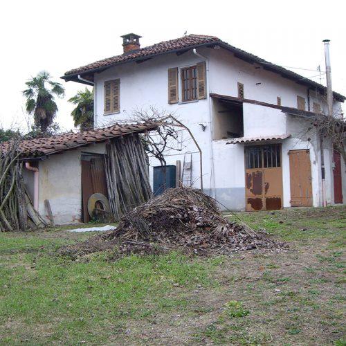 Studio Annamaria Cane | Villa Unifamiliare in Bra | Piano Casa - Prima dei lavori - 2